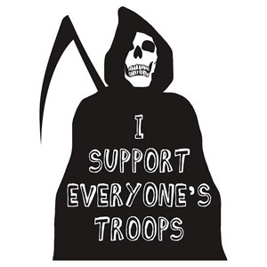 Oh, Death, you wacky liberal